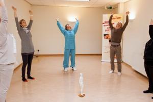 Qigong clinic, foto Vesna, www.ziehaar.nl