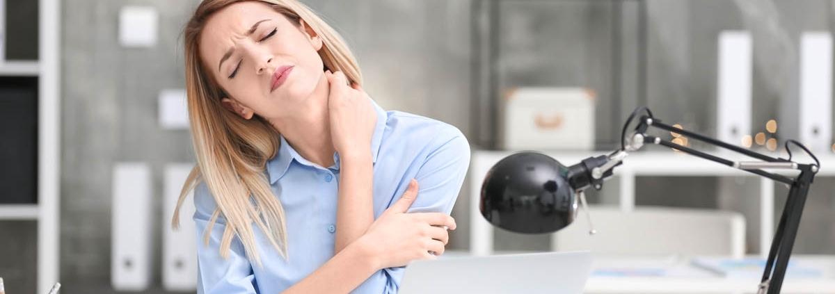 Nekpijn en schouderklachten